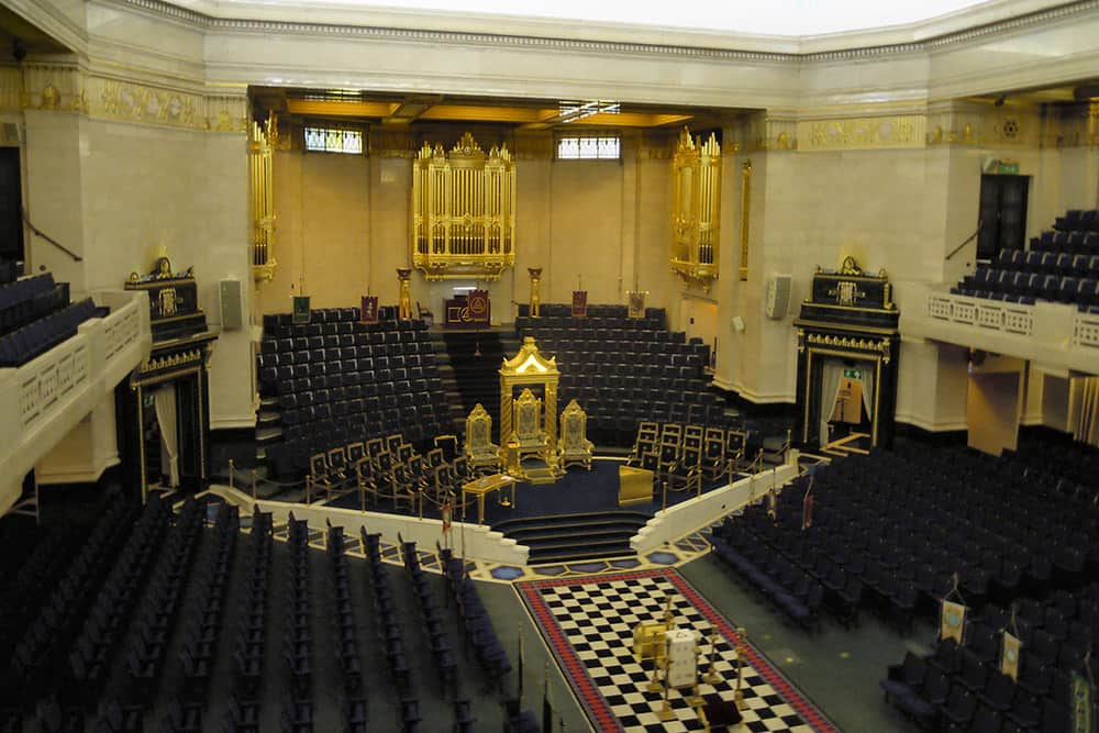freemasons hall grand temple uy654rdfg