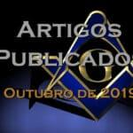 Artigos publicados – Outubro de 2019