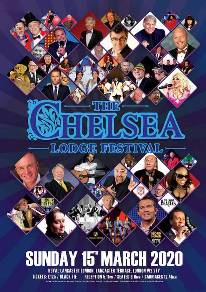 chelsea lodge festival 2020