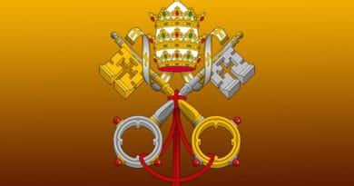 emblema papal htredfg76tdf