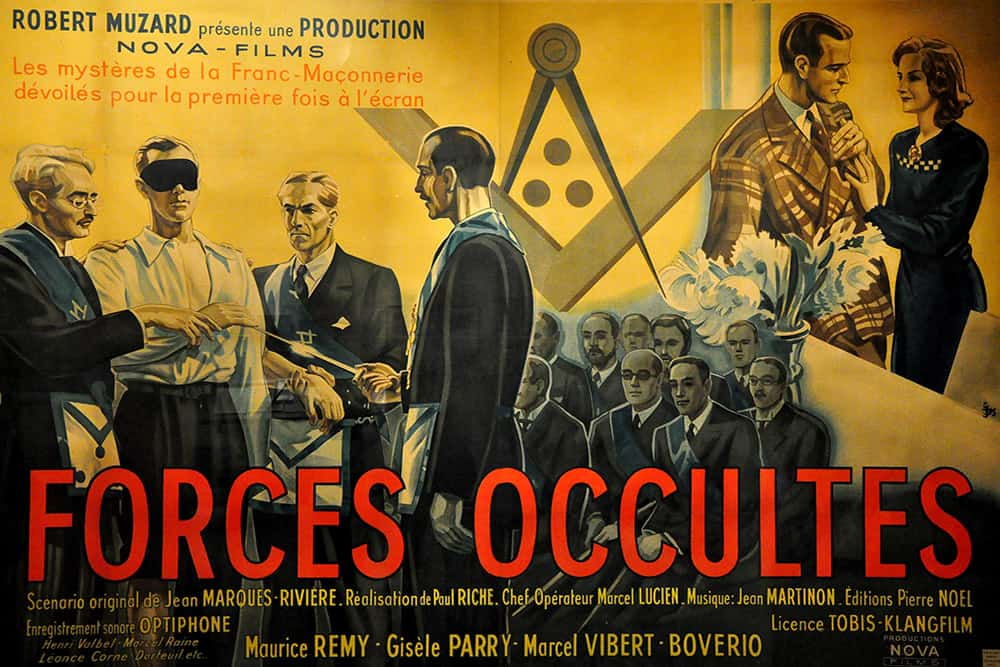 forces occultes h654332ew