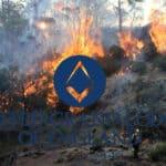 Maçons Ingleses e do País de Gales doam AUS$150.000 para vítimas de incêndios na Austrália