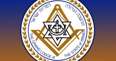 grand lodge israel 87uy676556