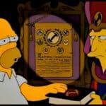 """A iniciação """"maçónica"""" de Homer Simpson"""