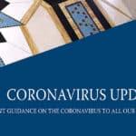 Grande Loja Unida de Inglaterra (UGLE) – Coronavirus – Informação aos membros