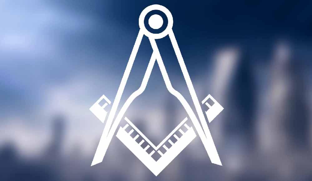 masonic logo 3ou8765r