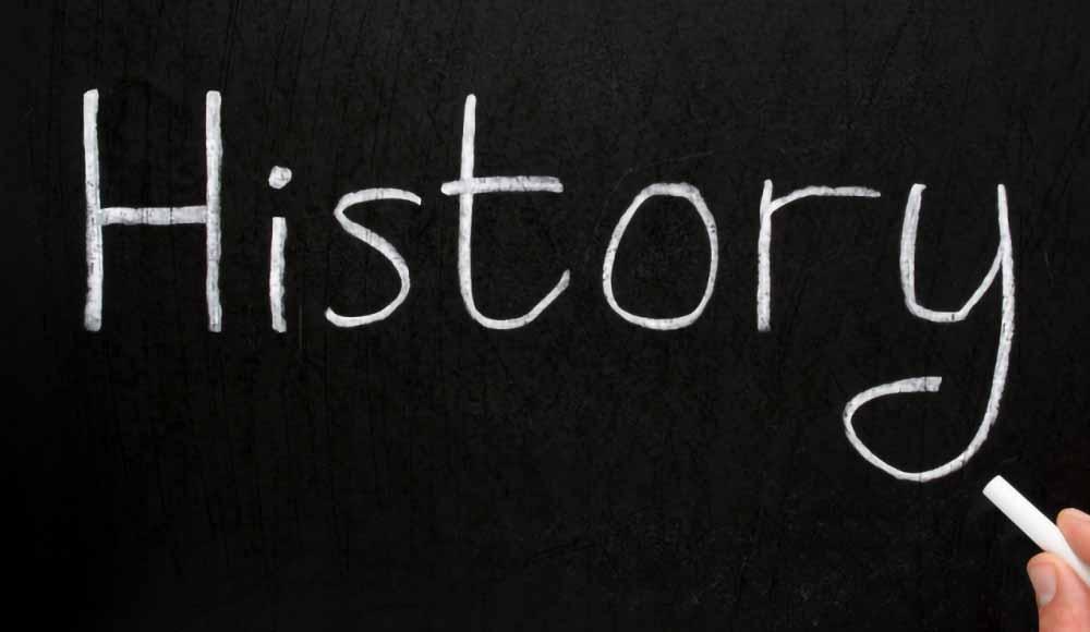 history 3876tyredfg