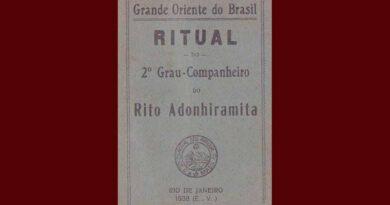 ritual 2 grau adonhiramita 1938 3jhy