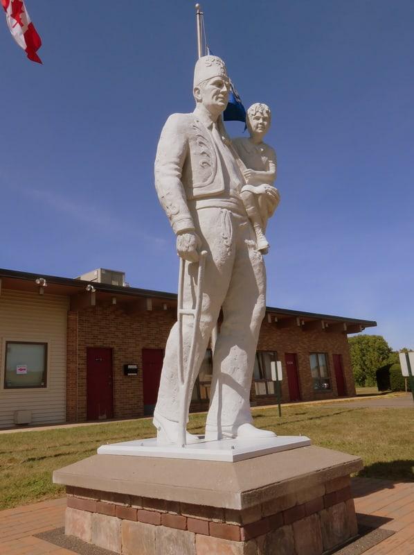 estátua shriners
