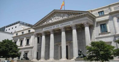 cortes espanholas - parlamento espanhol