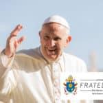 A Maçonaria Italiana ficou estimulada com a Encíclica do Papa Francisco, Fratelli Tutti