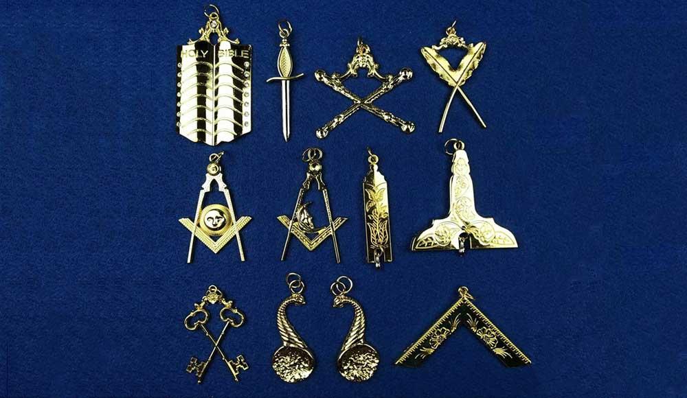 jóias dos cargos