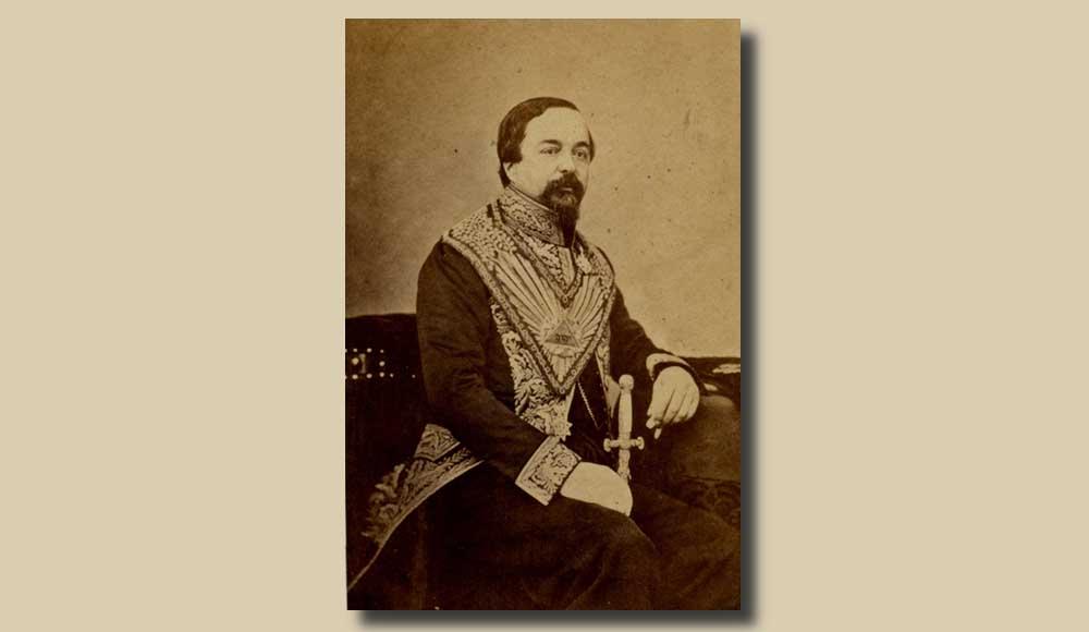 João Inácio Francisco de Paula de Noronha - 2º Conde de Paraty (1820-1884)