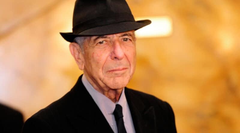 O Maçon Leonard Cohen