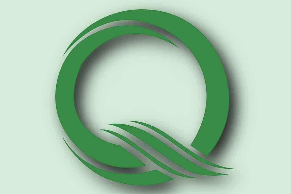 letter q 897654erdgfh