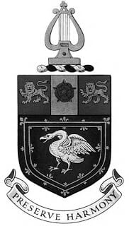 Arms of the Worshipful Company of Musicians