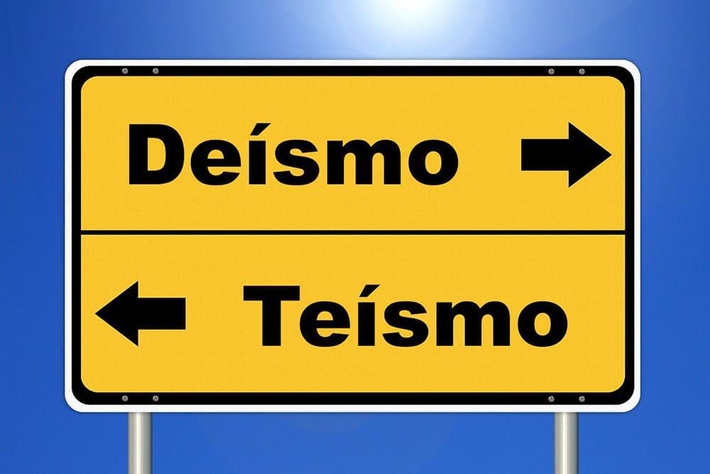 Deismo e Teismo