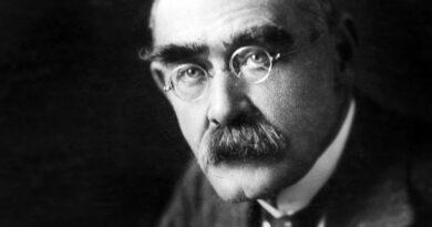 Rudyard Kipling yguhbjknk