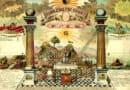 O Simbolismo Maçónico das Duas Colunas do Pórtico do Templo de Salomão
