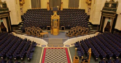 freemasons temple