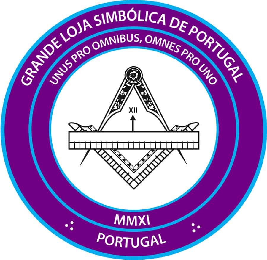 grande loja simbolica portugal logo
