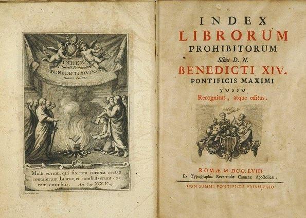 libri proibiti