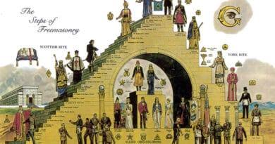 masonic steps