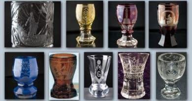 Os sete brindes rituais