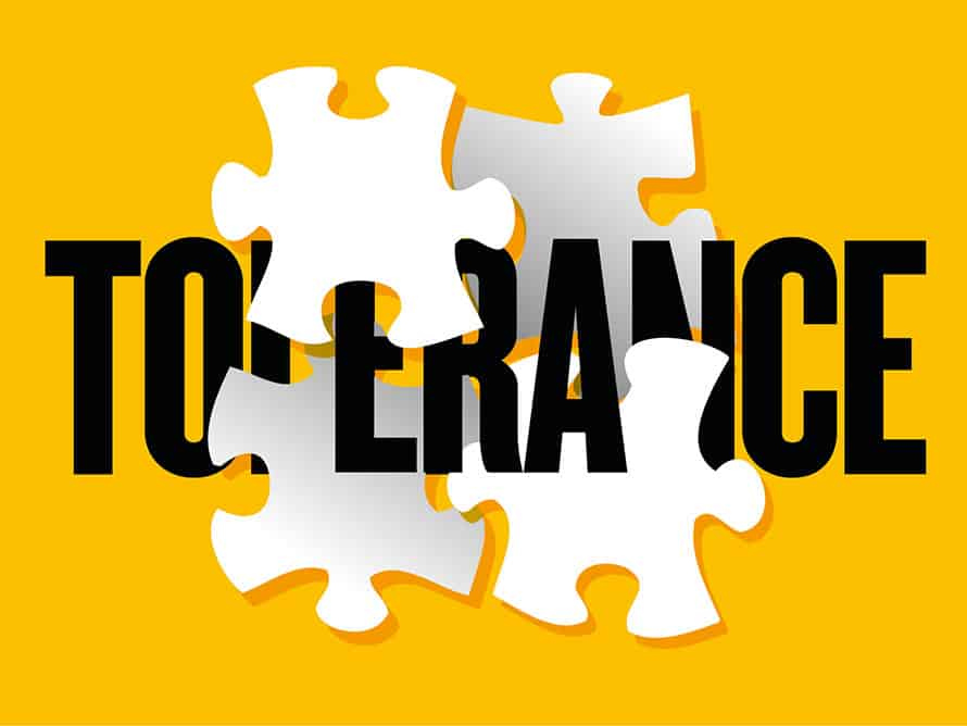 tolerance 987uytghjk